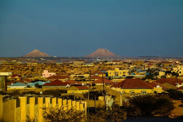 Causes environnementales de la sécheresse en Somalie