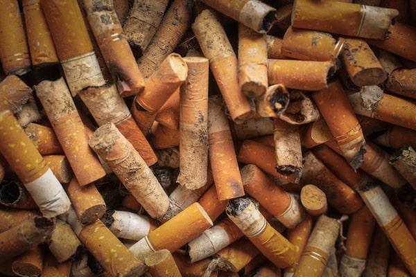 Stop aux mégots de cigarettes